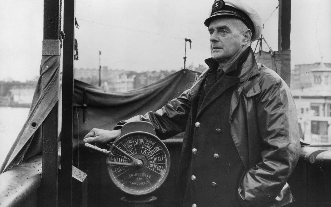 4 puntos en común entre un capitán de barco y un empresario